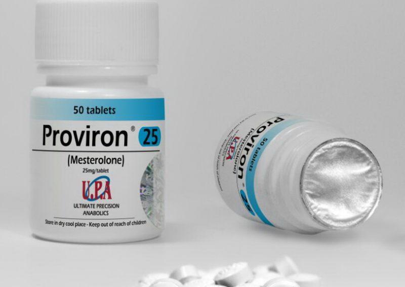 Proviron (Mesterolone)