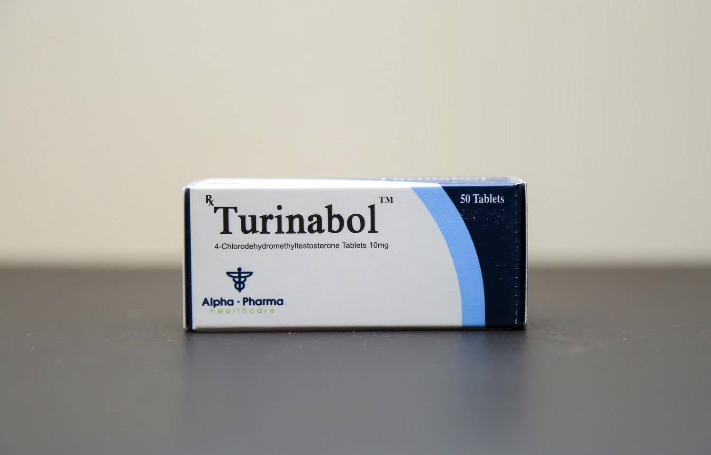Turinabol by Alpha Pharma