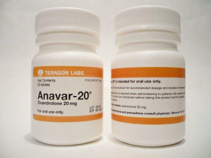 Anavar 20 mg (Oxandrolone)