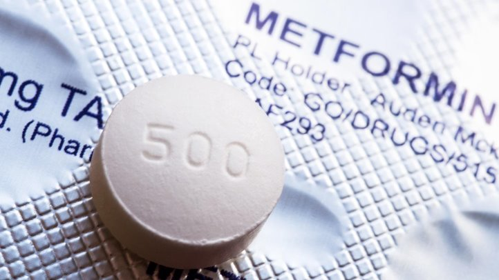 Metformin 500mg tablet