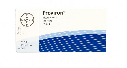 Proviron for PCT