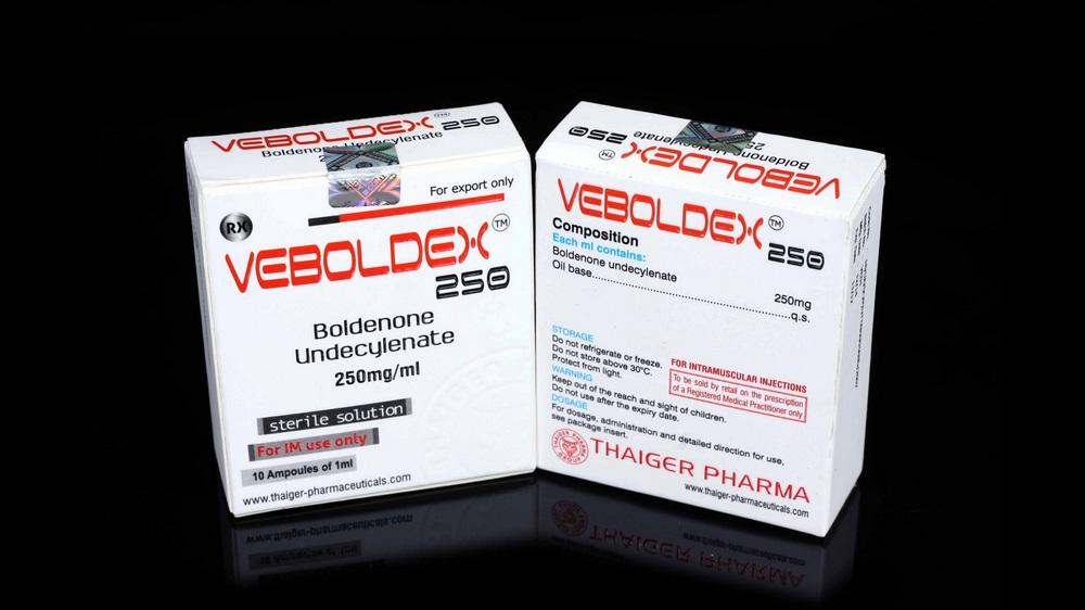 Boldenone Undecylenate by Thaiger Pharma